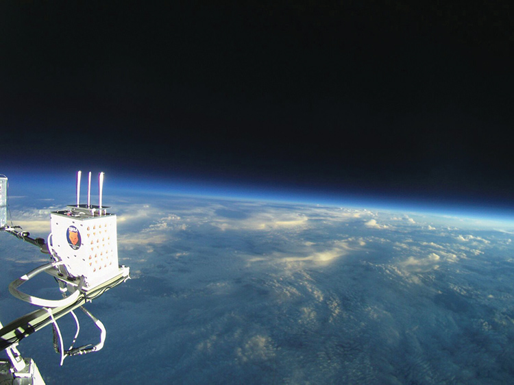 IIT Space Balloon