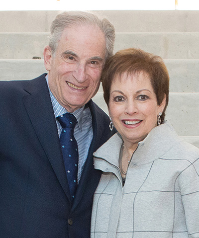 Ed and Carol Kaplan