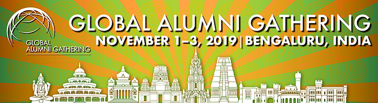 GLOBAL ALUMNI GATHERING 2019
