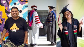 Graduates Join 152 Years of Academic History
