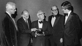 Forum '76 Draws Black-Tie Celebs