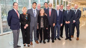 Nayar Prize I Winner Displays Ingenuity in Cancer Screening