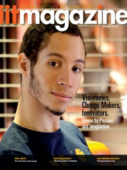 IIT Magazine Cover Summer 2013
