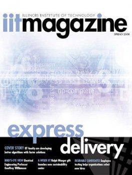 IIT Magazine Cover Spring 2008