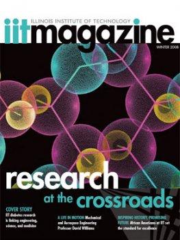 IIT Magazine Cover Winter 2008