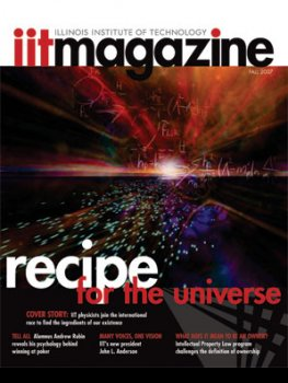 IIT Magazine Cover Fall 2007