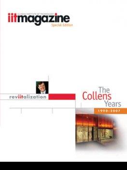 IIT Magazine Cover Summer 2007