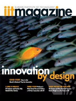 IIT Magazine Cover Winter 2007