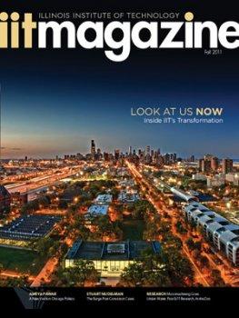 IIT Magazine Cover Fall 2011