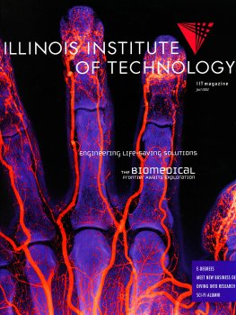 IIT Magazine Cover Fall 2002