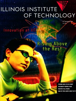IIT Magazine Cover Fall 2003