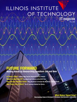 IIT Magazine Cover Fall 2005