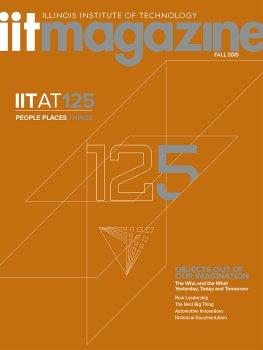 IIT Magazine Fall 2015