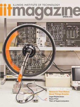 IIT Magazine Spring 2016