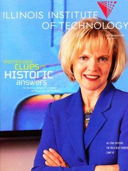 IIT Magazine Cover Winter 2003