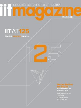 IIT Magazine Cover Summer 2015