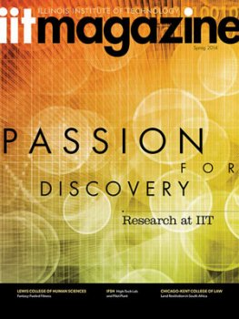 IIT Magazine Cover Spring 2014