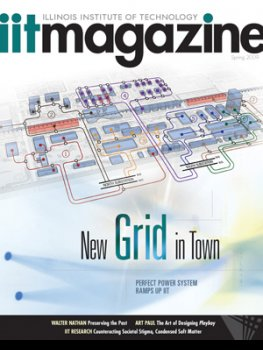 IIT Magazine Cover Spring 2009