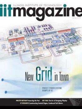 IIT Magazine Cover Spring 2009