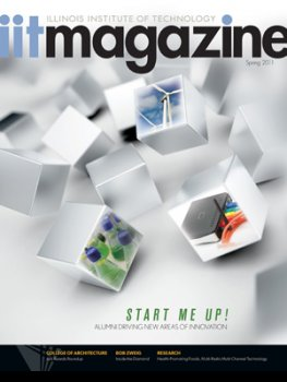 IIT Magazine Cover Spring 2011