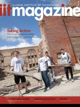 IIT Magazine Cover Spring 2012