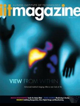 IIT Magazine Cover Spring 2010
