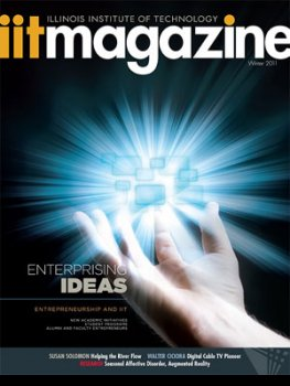 IIT Magazine Cover Winter 2011
