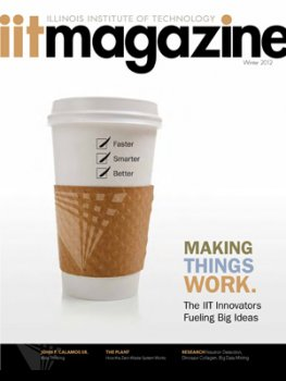 IIT Magazine Cover Winter 2012